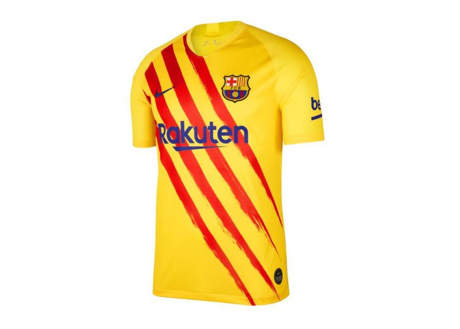 Miesten jalkapallopaita Nike FC Barcelona Breathe Stadium M CT2527-727