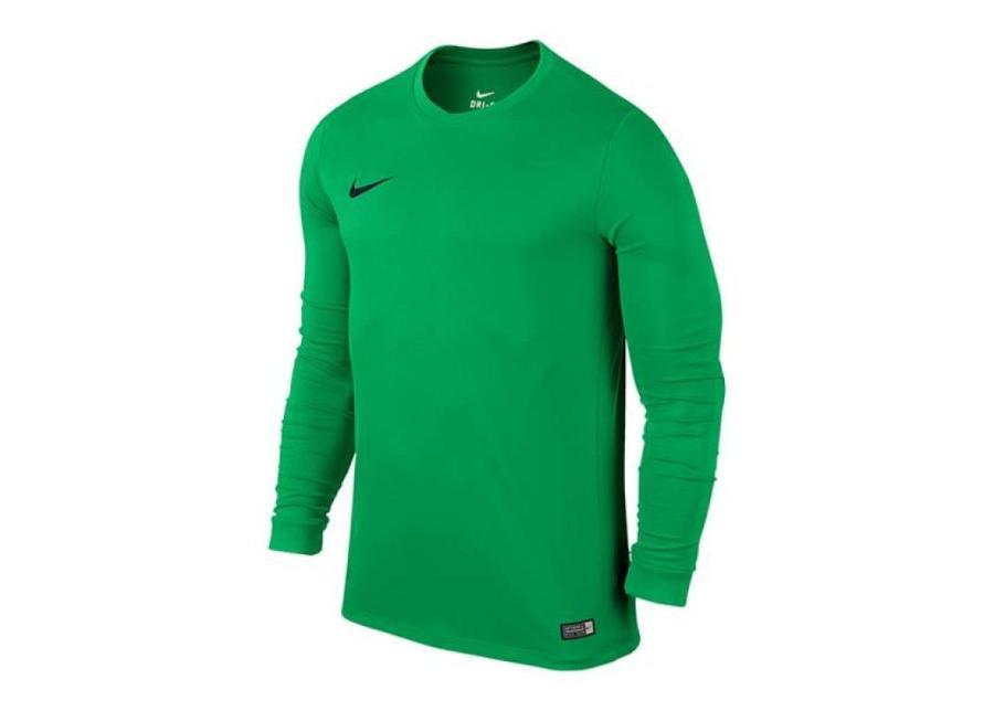 Lasten jalkapallopaita Nike JR LS Park VI Jersey Dri Fit Jr 725970-303