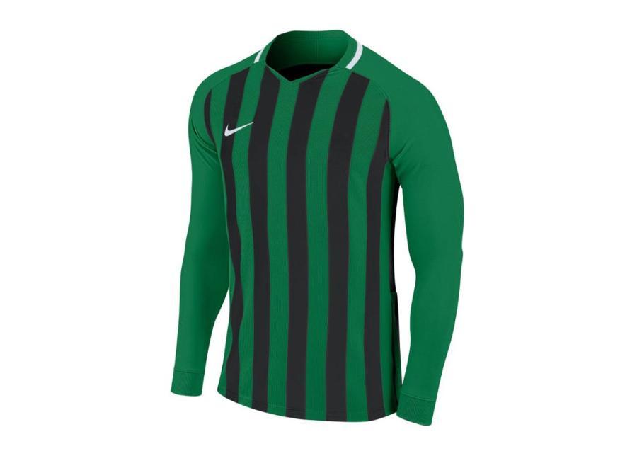 Miesten jalkapallopaita Nike Striped Division III LS Jersey M 894087-302