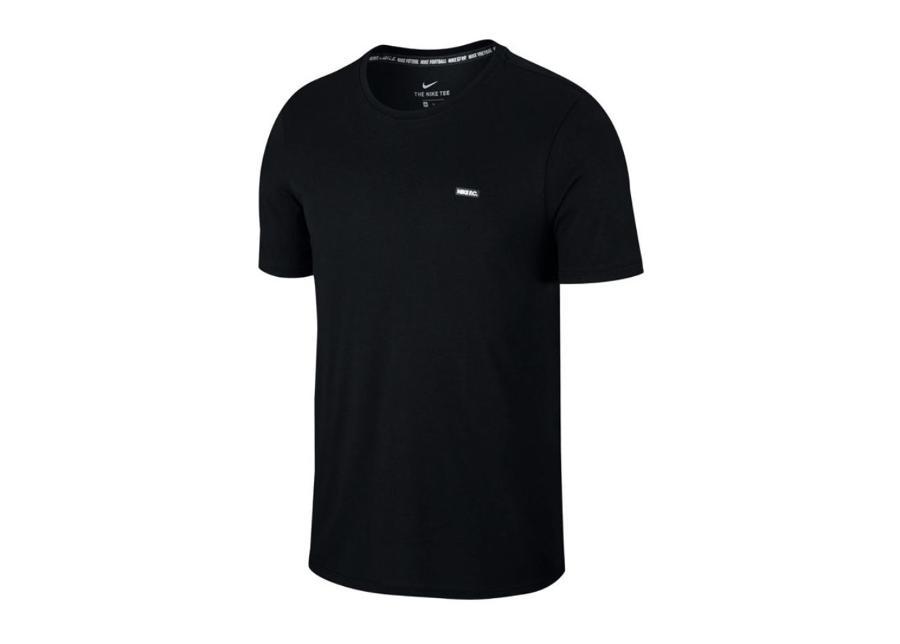 Miesten jalkapallopaita Nike F.C. Dry Tee Small Block M AH9657-010