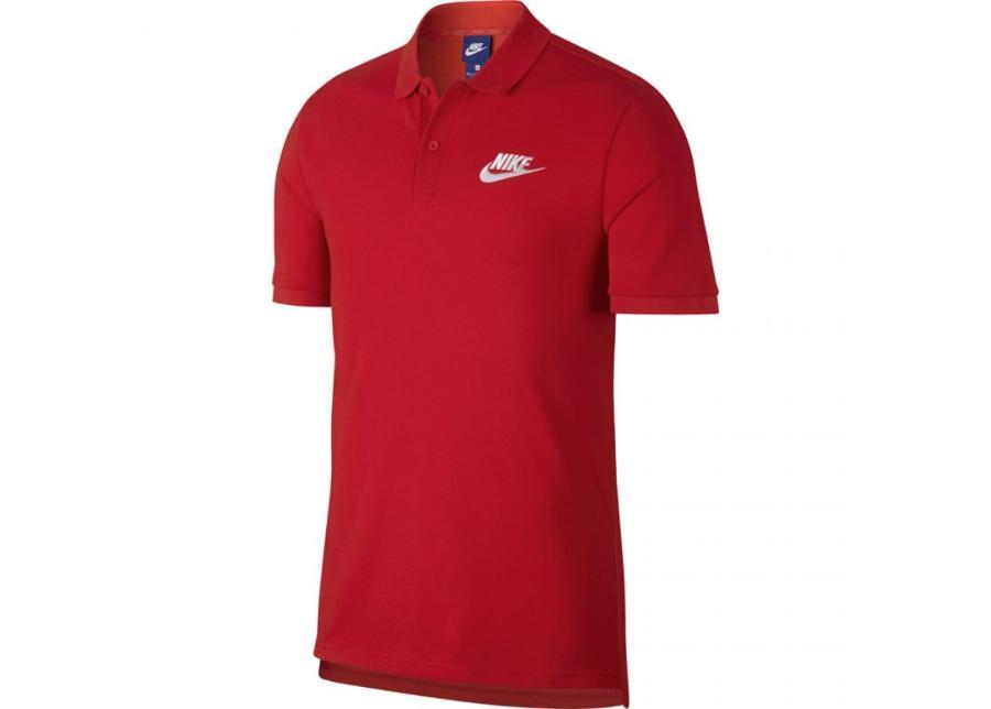 Miesten vapaa-ajanpaita Nike NSW Polo PQ Matchup M 909746 657