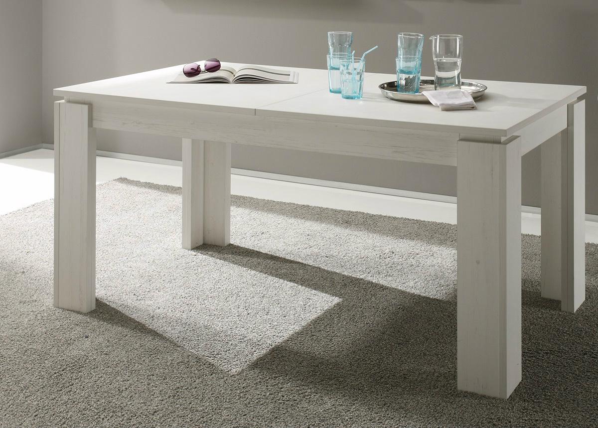Jatkettava ruokapöytä Trendteam 160-200x90 cm