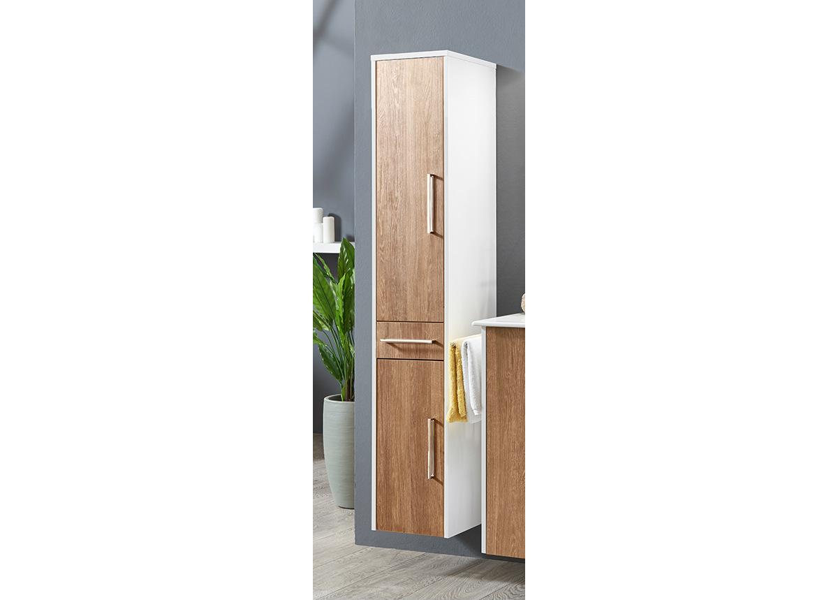 Puolikorkea kylpyhuoneen kaappi 4040