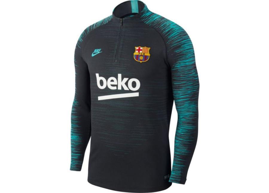Miesten verryttelypaita Nike FC Barcelona VaporKnit Strike Drill M BV6316-070