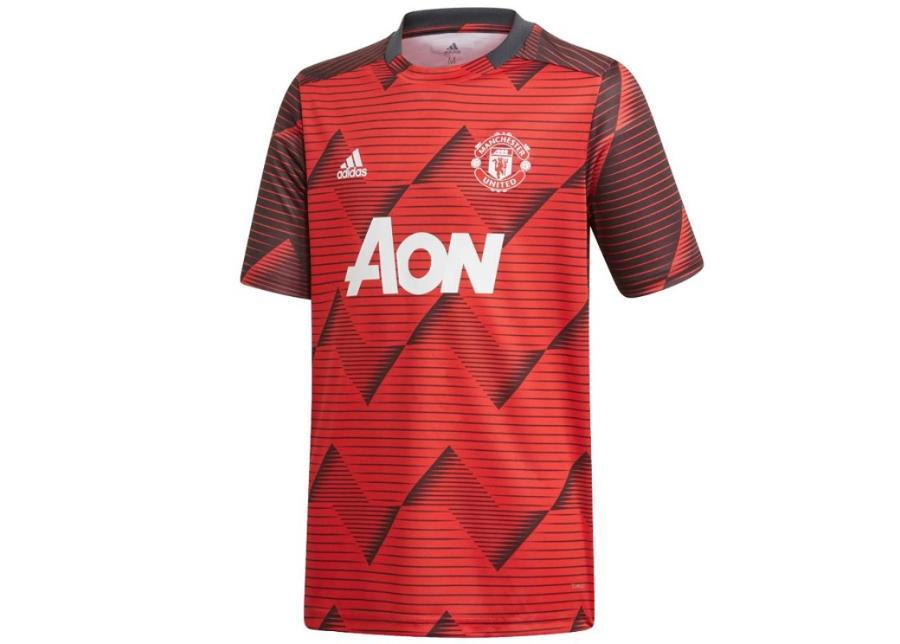 Lasten jalkapallopaita adidas Manchester United JR EI9871