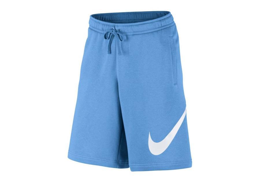 Miesten treenishortsit Nike Nsw Sportswear Fleece Explosive Club M 843520-412
