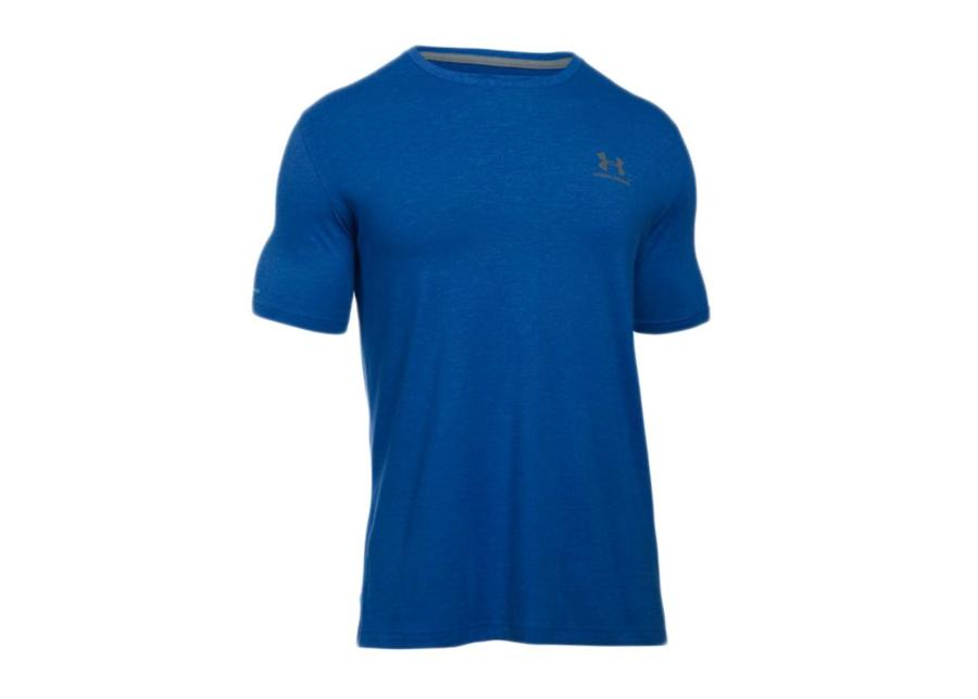 Miesten treenipaita Under Armour Sportstyle Left Chest Logo M 1257616-400