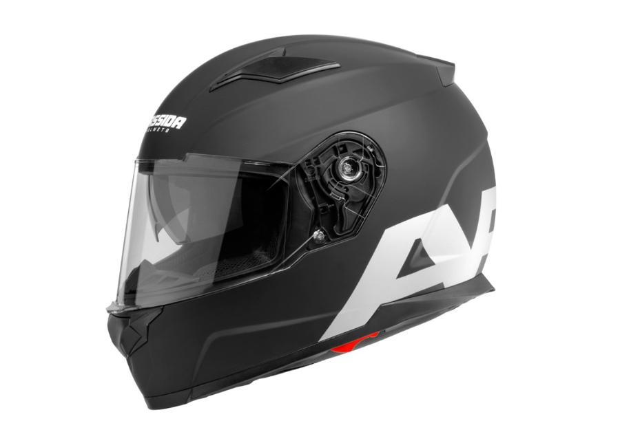 Moottoripyöräkypärä Cassida Apex Vision