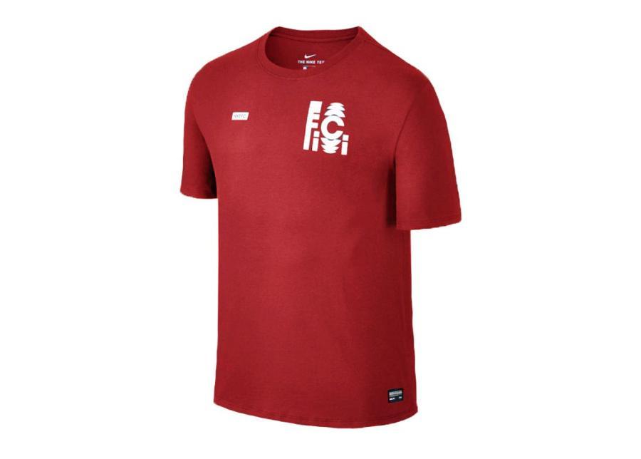 Miesten vapaa-ajanpaita Nike F.C. Tee 3 M 847193-602