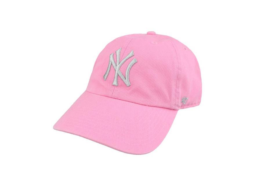 Naisten lippalakki 47 Brand MLB New York Yankees Metallic Cap