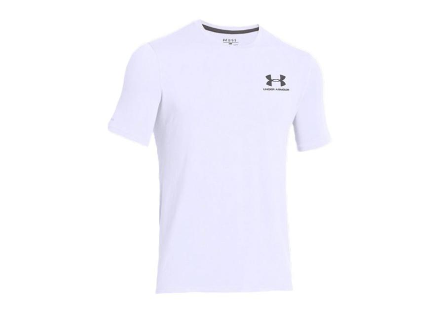 Miesten treenipaita Under Armour Sportstyle Left Chest Logo M 1257616-100