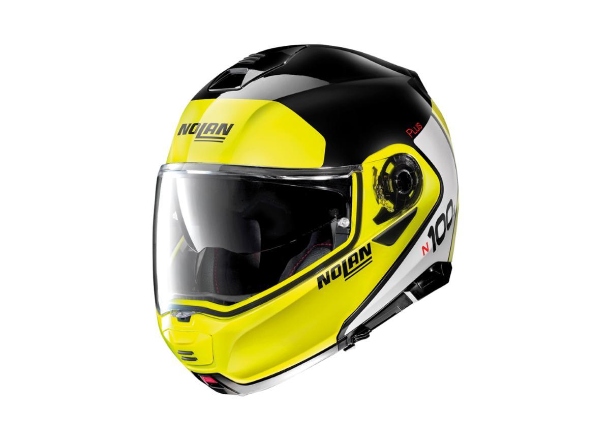 Moottoripyöräkypärä Nolan N100-5 Plus Distinctive N-Com