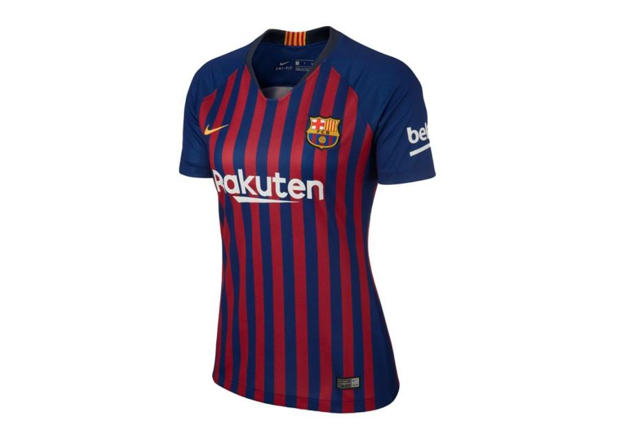 Naisten jalkapallopaita Nike FC Barcelona Breathe Home Stadium W 894447-456