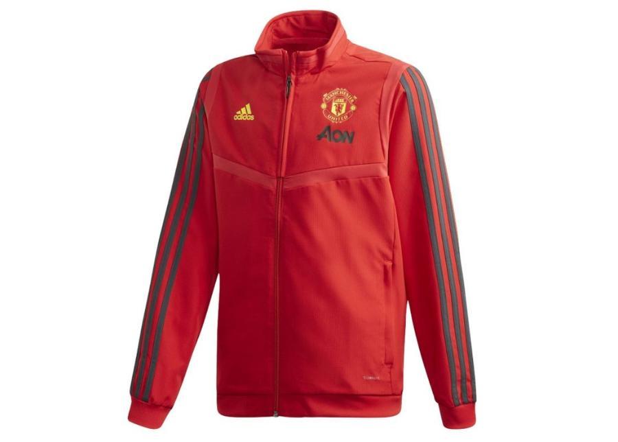 Lasten verryttelytakki Adidas Manchester United JKT JR DX9042