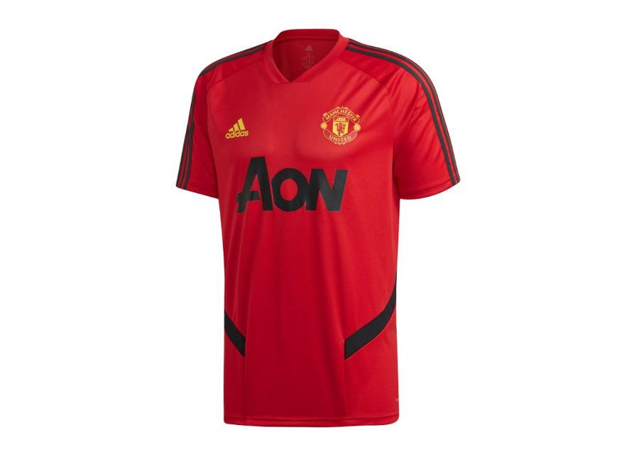 Miesten jalkapallopaita adidas MUFC Training Jersey M ED6898