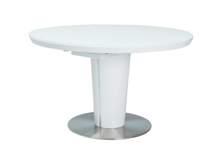 Jatkettava ruokapöytä Orbit 120x120-160 cm