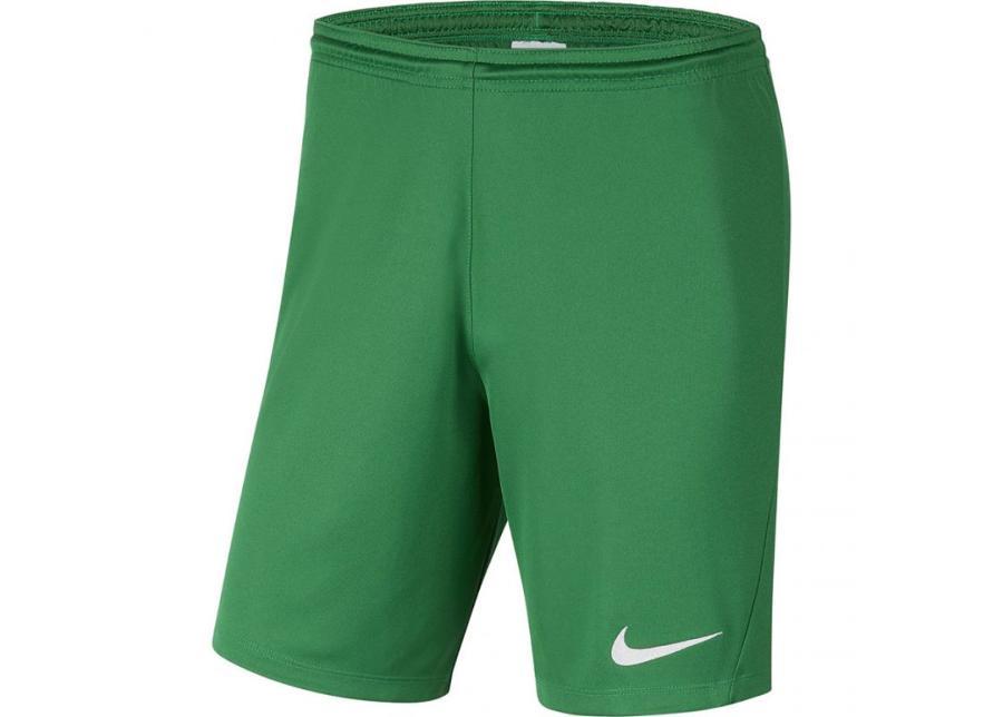 Miesten jalkapalloshortsit Nike Dry Park III NB K M BV6855 302