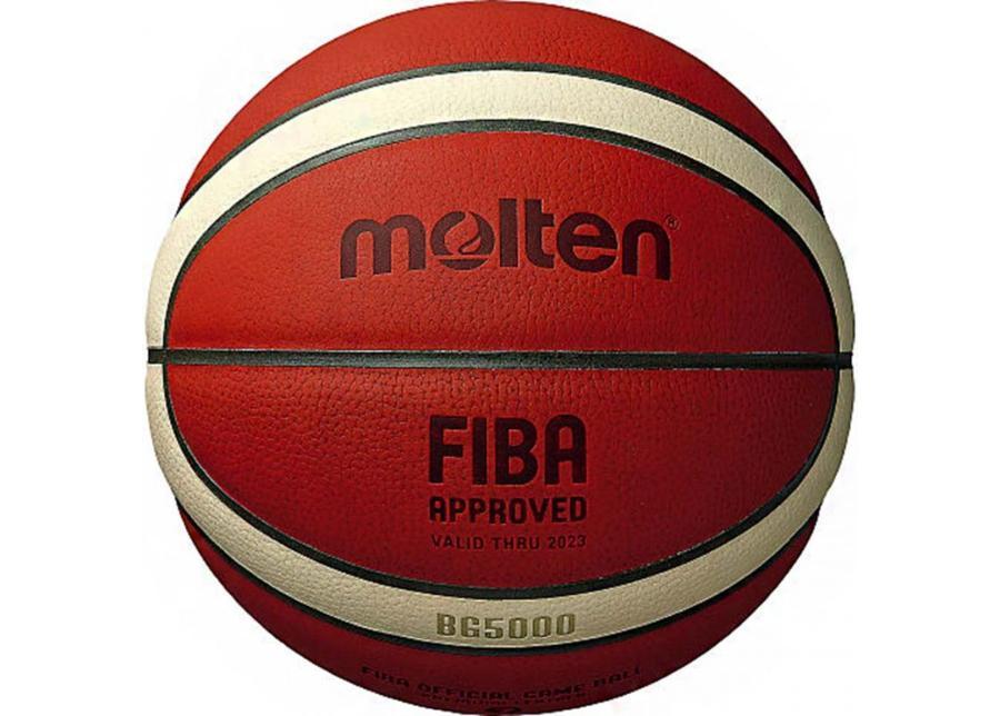 Koripallo Molten B6G5000 FIBA