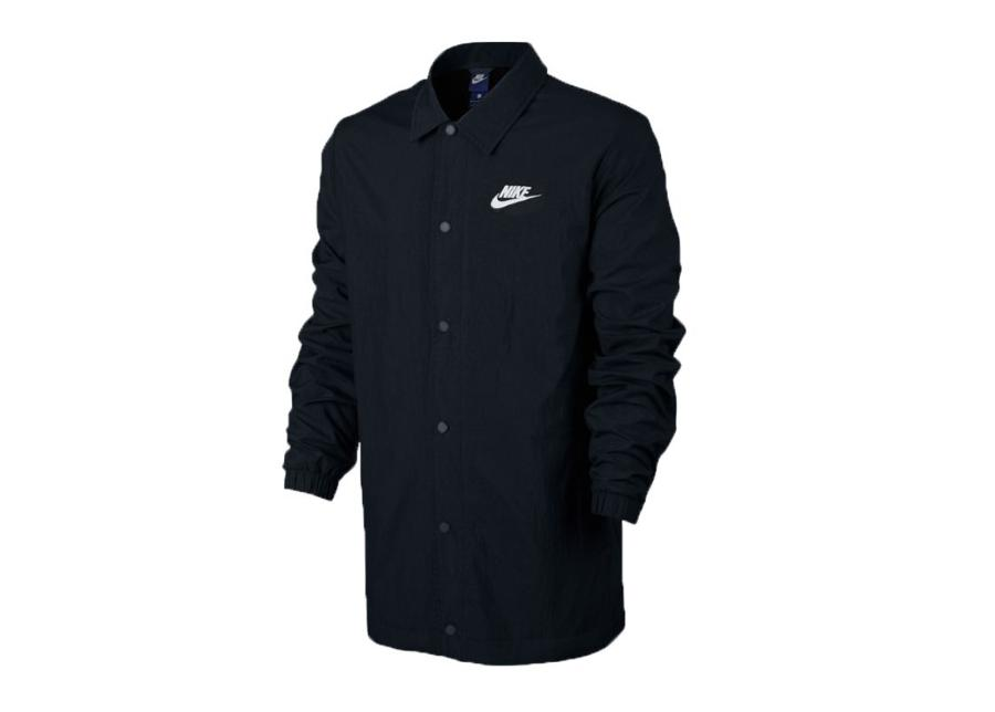 Miesten takki Nike NSW Woven Hybrid Jacket M 861752-010