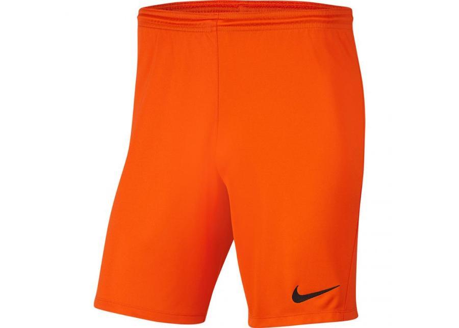 Miesten jalkapalloshortsit Nike Dry Park III NB K M BV6855 819