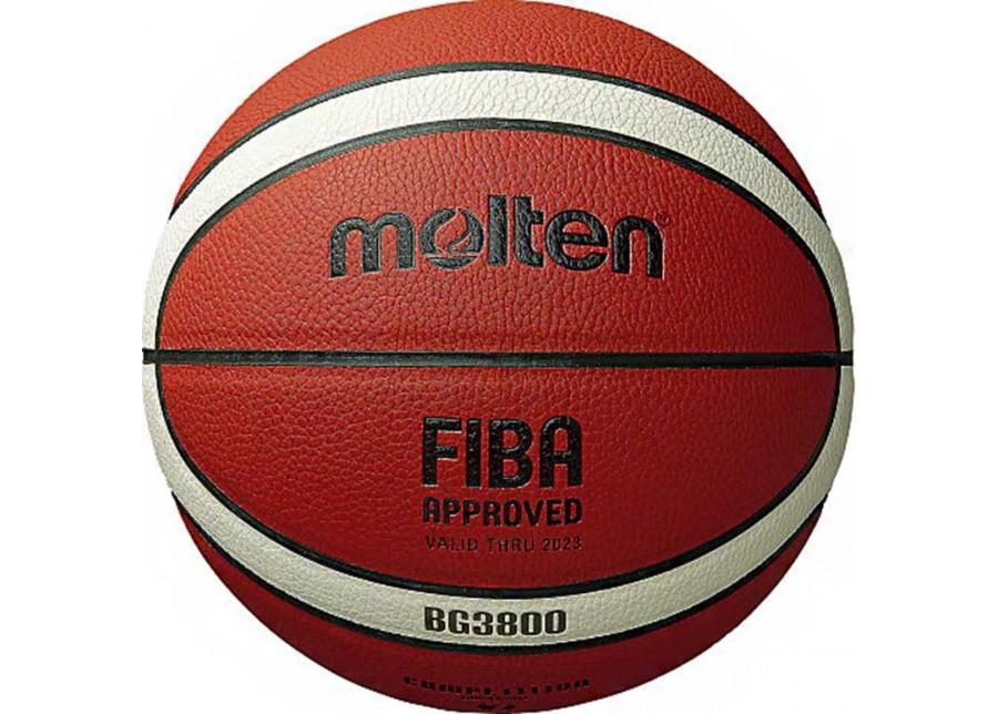 Koripallo Molten B6G3800 FIBA