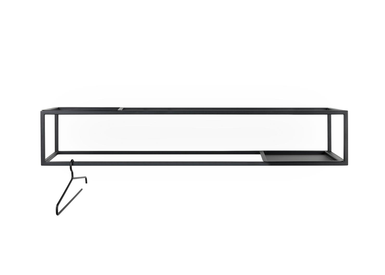 Seinänaulakko Rack 118 cm