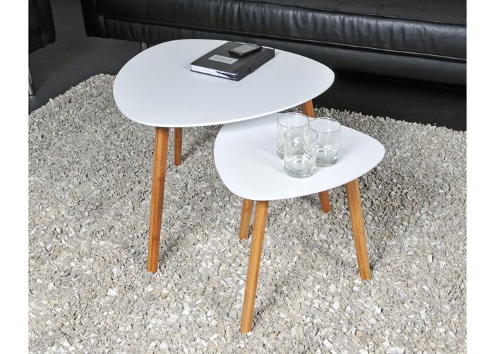 Sohvapöydät Onyx, 2 kpl