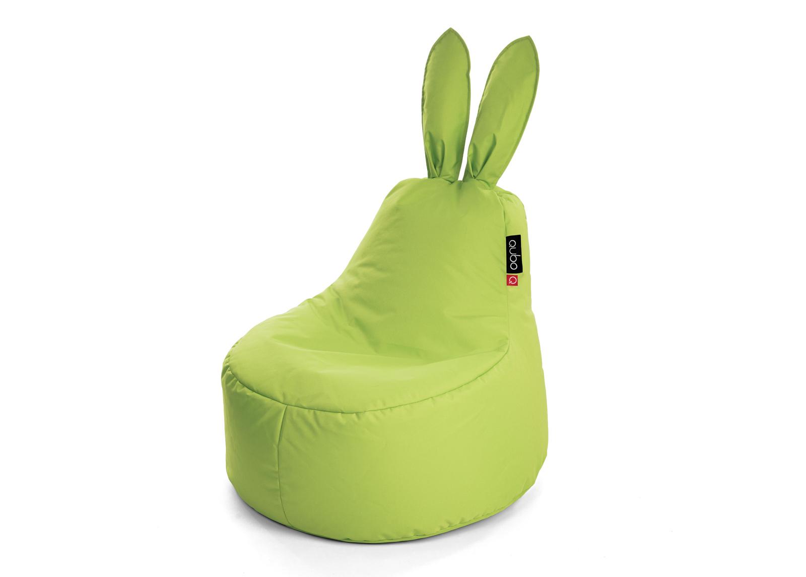 Säkkituoli Qubo Baby Rabbit in/out