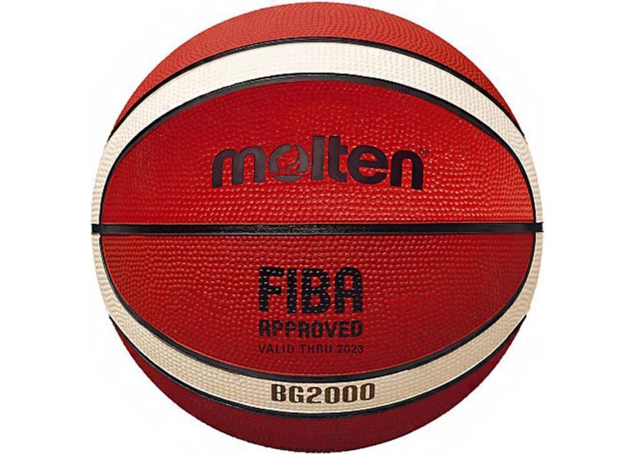 Koripallo Molten B5G2000 FIBA