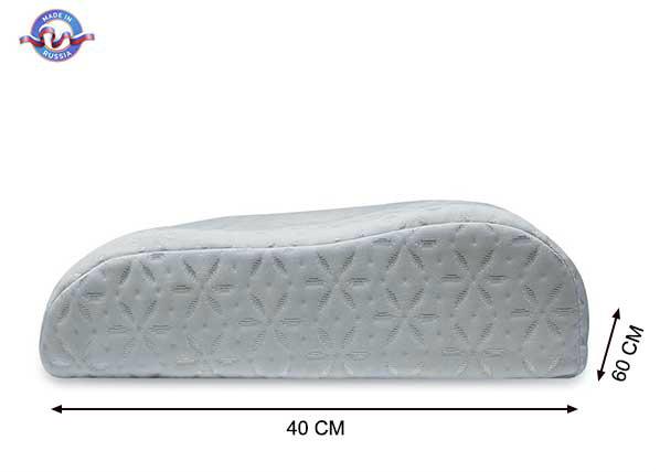 Ortopedinen tyyny MEMORY PLUS foam pillow EcoSapiens