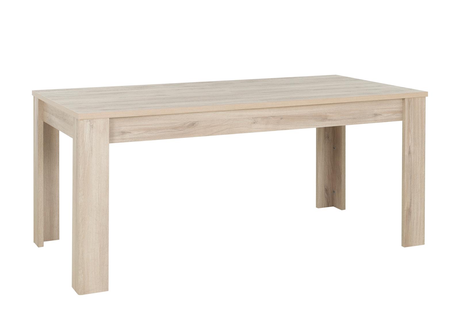 Jatkettava ruokapöytä Trendteam 160-200x90 cmAlbin 180/228x90 cm