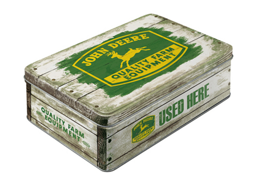 Peltirasia John Deere Quality Farm Equipment 2,5 L