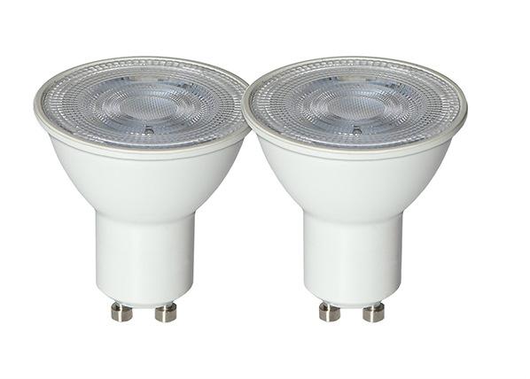 LED sähkölamput GU10 2 W 2 kpl