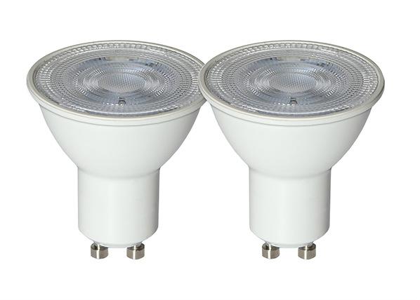 LED sähkölamput GU10 3 W 2 kpl
