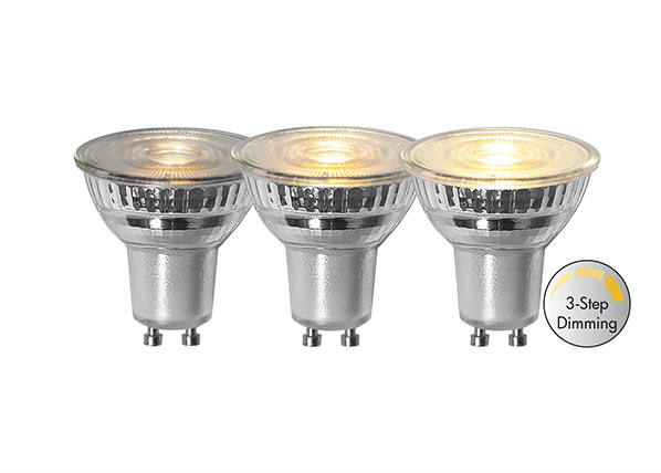 LED sähkölamppu GU10 4,4 W