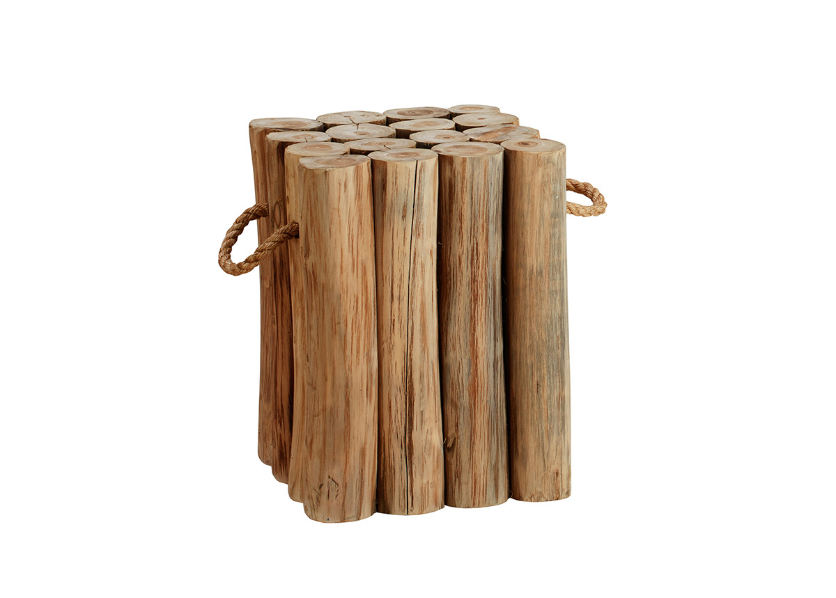 Puutarhapöytä Twiggy 35x35 cm