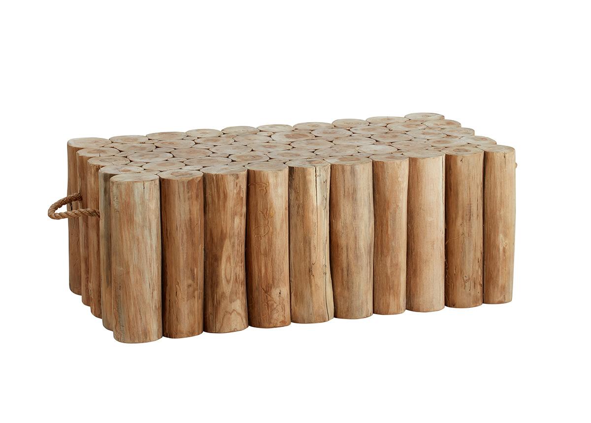 Puutarhapöytä Twiggy 95x50 cm