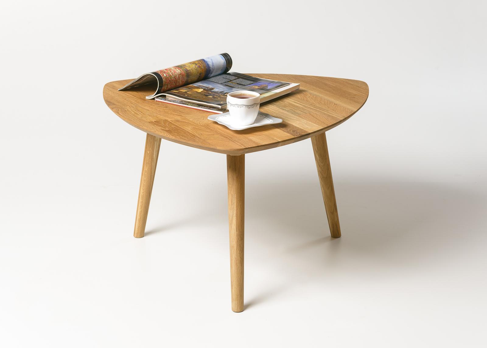 Tammi sohvapöytä Scan 74x70 cm