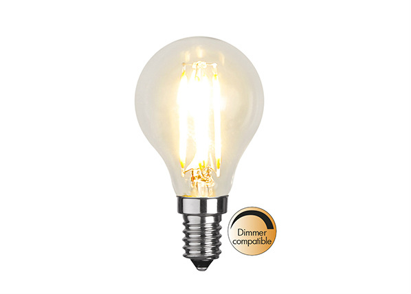 LED sähkölamppu E14 4,2 W