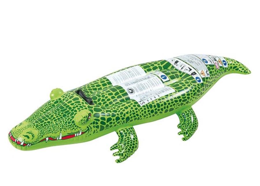 XXL uimarengas krokotiili