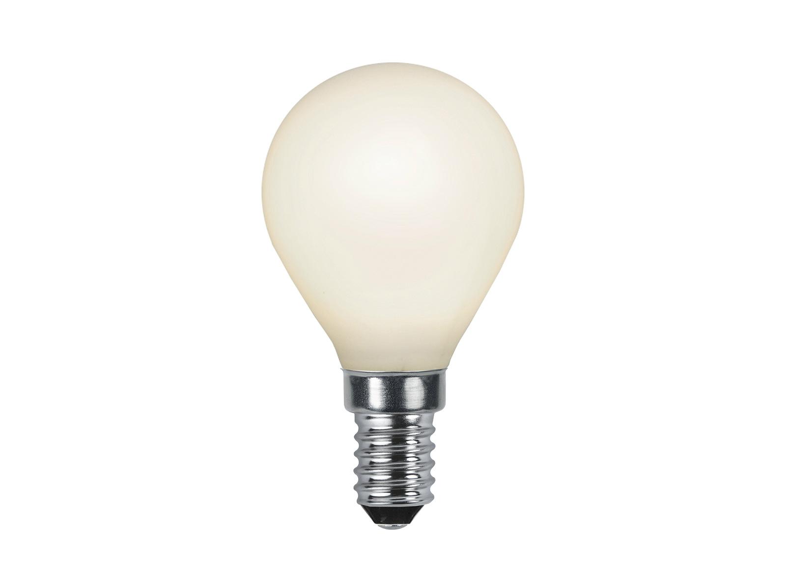 LED sähkölamppu E14 2 W