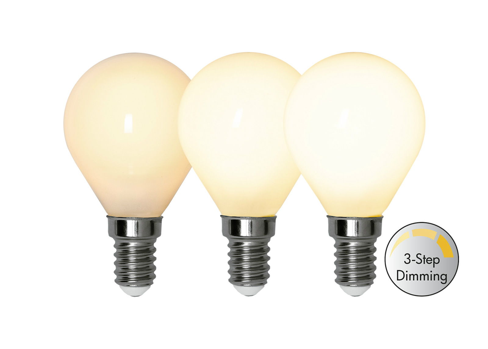 LED sähkölamppu E14 4 W