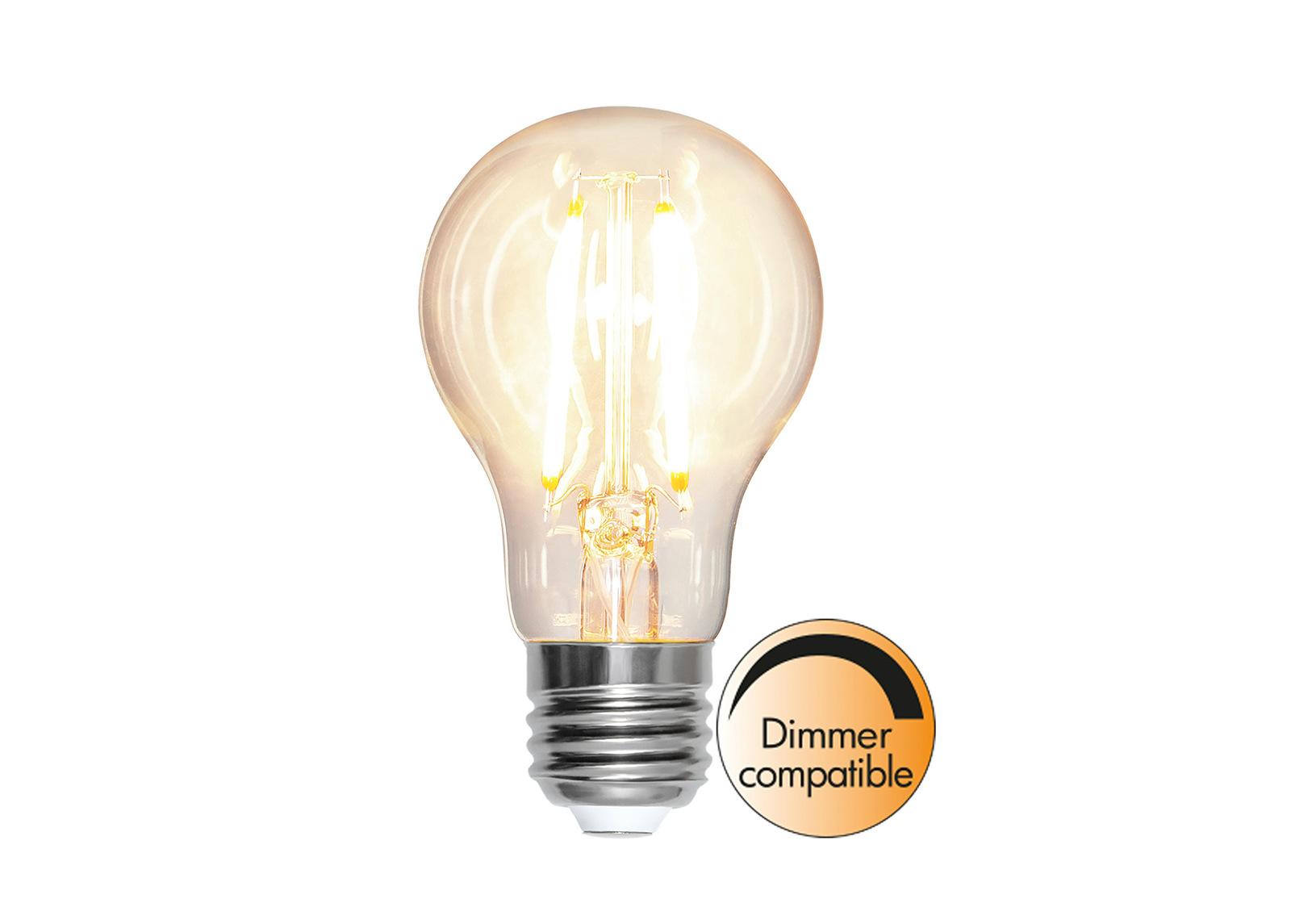 LED sähkölamppu E27 8 W