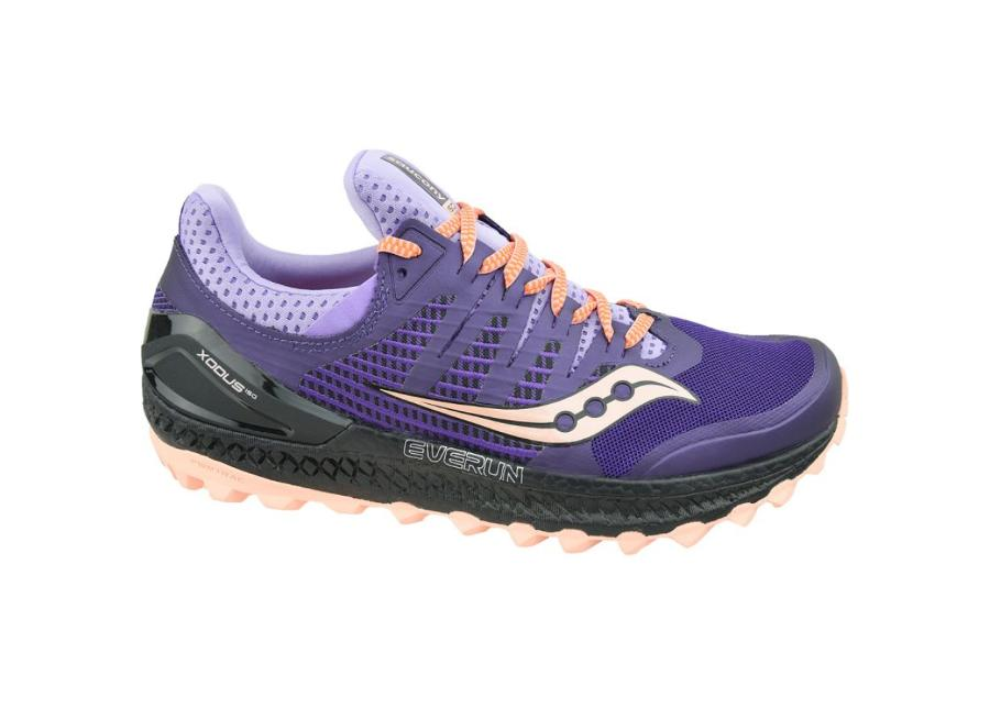Naisten juoksukengät Saucony Xodus Iso 3 W S10449-37