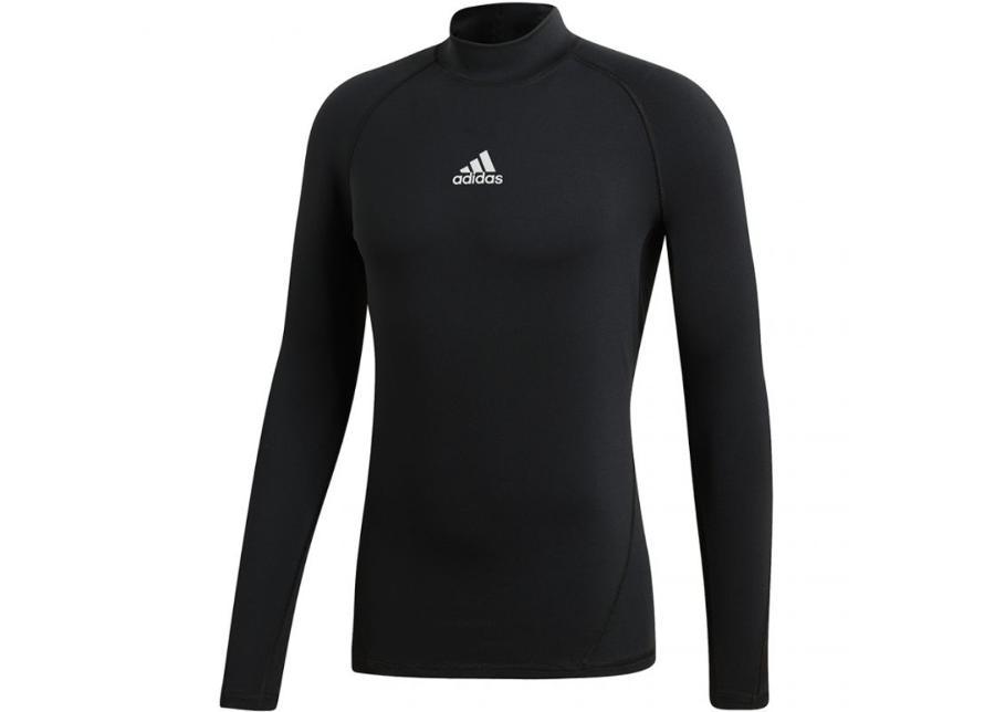 Miesten treenipaita adidas Alphaskin Sport Longsleeve Climawarm M DP5534