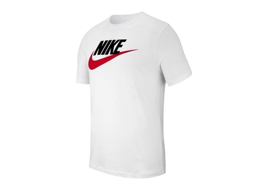 Miesten vapaa-ajanpaita Nike Nsw Tee Icon Futura M AR5004-100