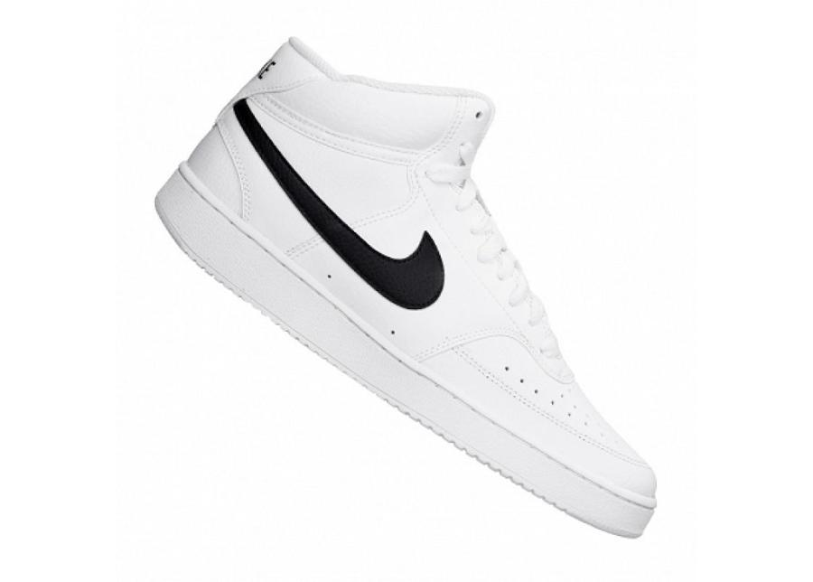 Miesten vapaa-ajan kengät Nike Court Vision Mid M CD5466-101