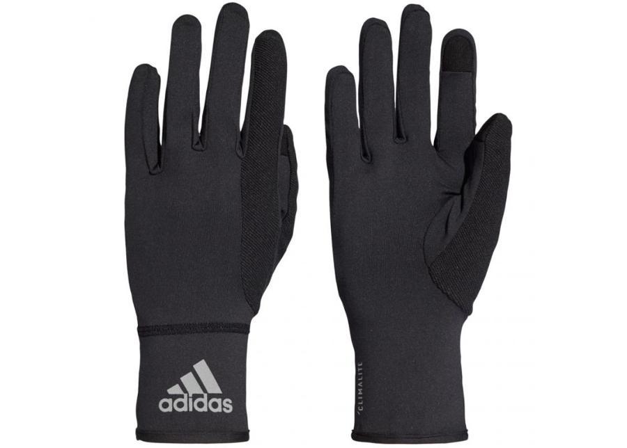 Miesten treenihanskat adidas Climalite Gloves M BR0694