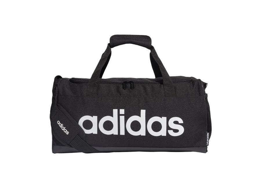 Urheilukassi adidas Linear Logo Duffel FL3693