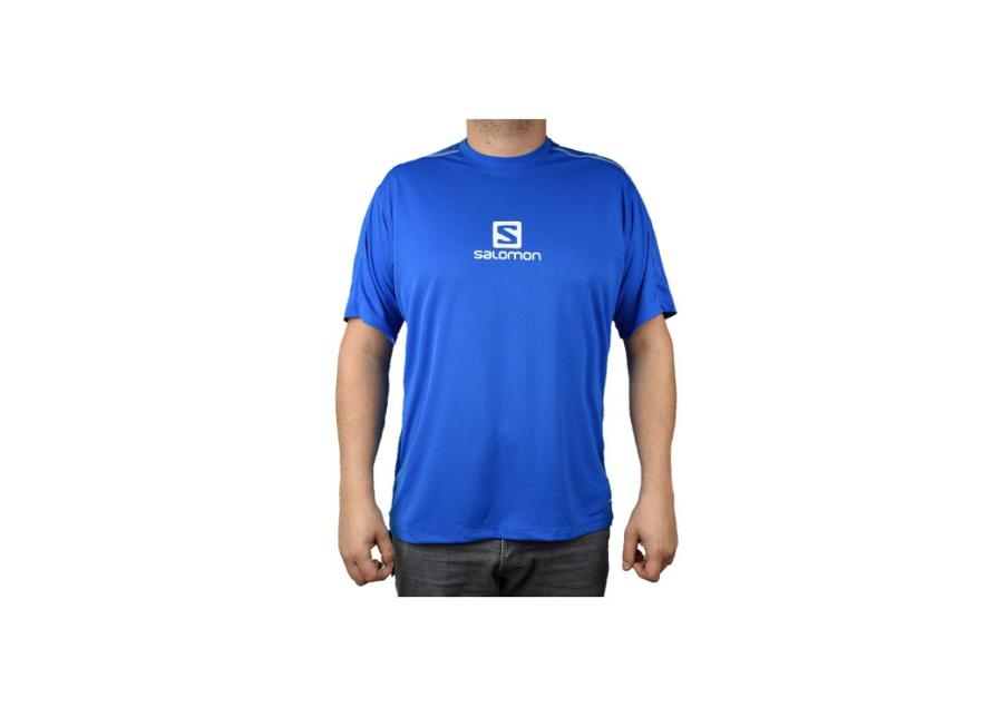 Miesten treenipaita Salomon Stroll Logo SS M 392805